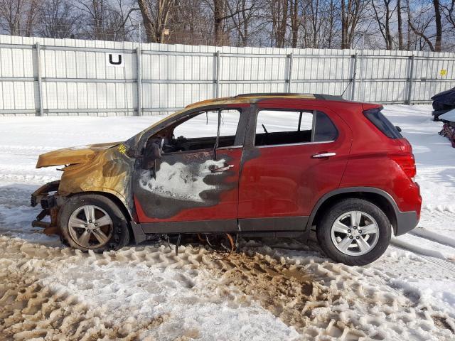 2020 Chevrolet TRAX | Vin: 3GNCJLSB5LL172095