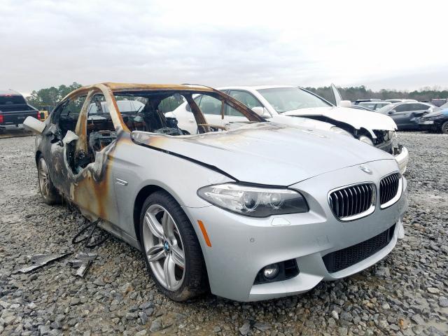 2016 BMW 550 I en venta en Loganville, GA