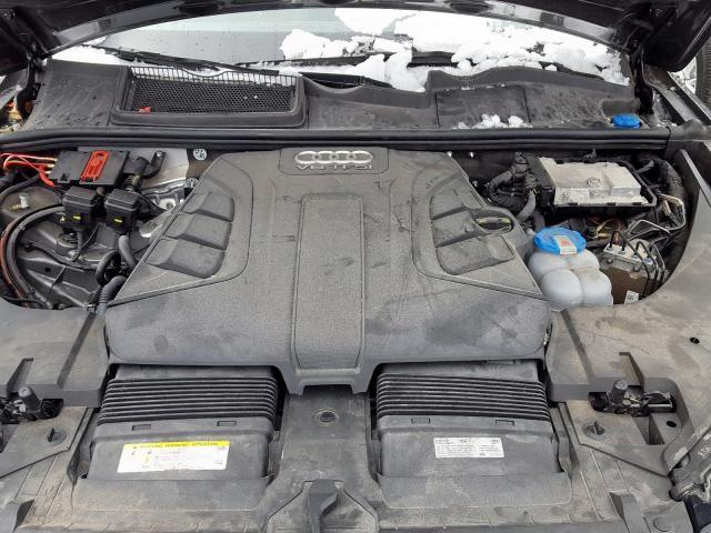 2017 Audi Q7 PREMIUM PLUS   Vin: WA1LAAF7XHD031081