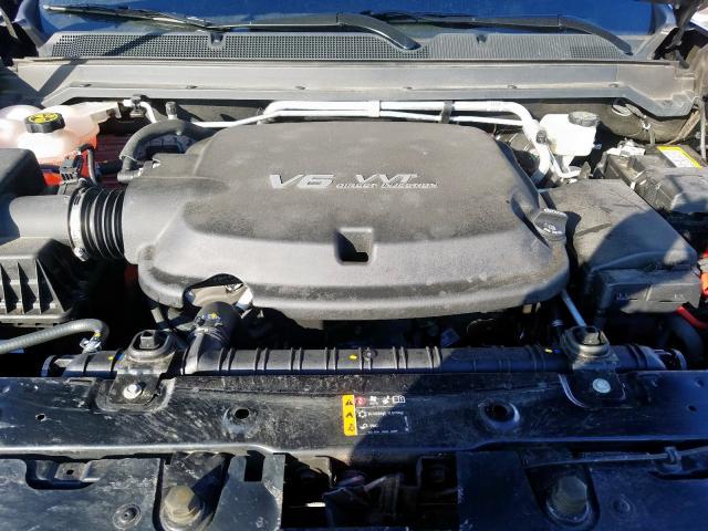2019 Chevrolet COLORADO   Vin: 1GCGTDEN8K1198292