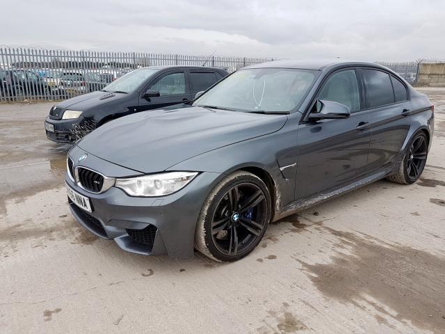 BMW M3 S-A - 2016 rok