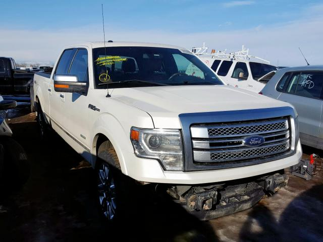 Ford F150 Super salvage cars for sale: 2013 Ford F150 Super