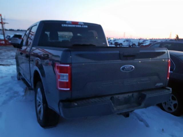 2018 Ford F150 | Vin: 1FTEW1E53JKF84138