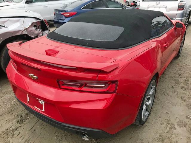 2017 Chevrolet    Vin: 1G1FF3D70H0179288