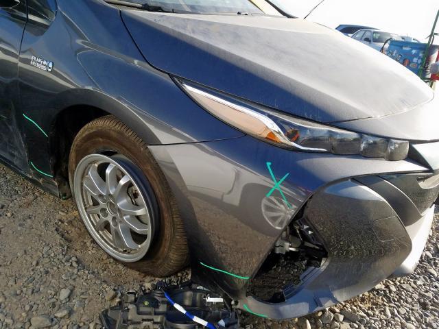 2019 Toyota PRIUS | Vin: JTDKARFP2K3116705