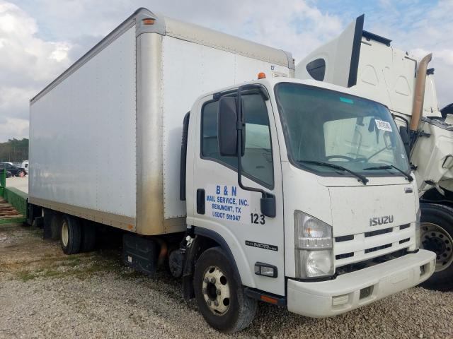 Isuzu salvage cars for sale: 2014 Isuzu NPR HD