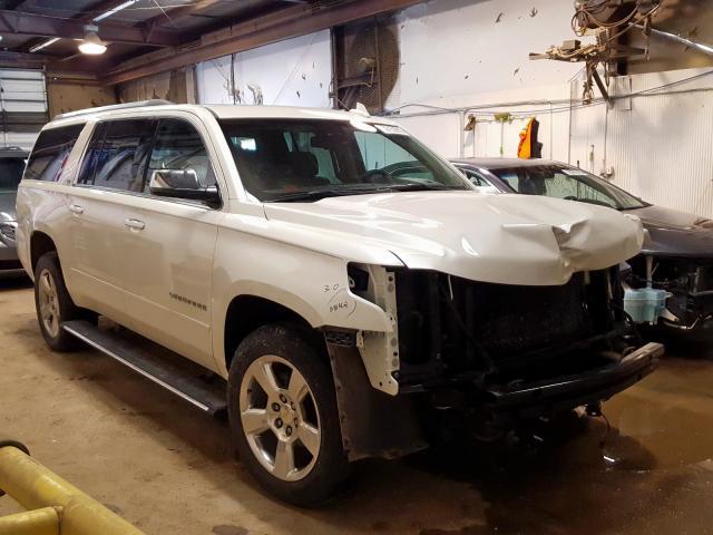 2015 Chevrolet  | Vin: 1GNSKKKC0FR586880