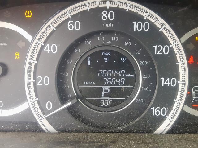2013 Honda  | Vin: 1HGCR3F84DA013529