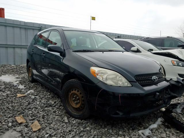 Salvage 2008 TOYOTA COROLLA - Small image. Lot 26020160