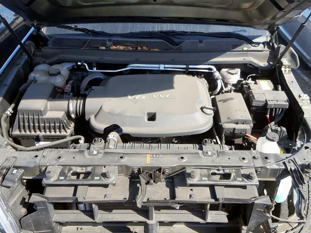 2018 Chevrolet COLORADO | Vin: 1GCGSBENXJ1261236
