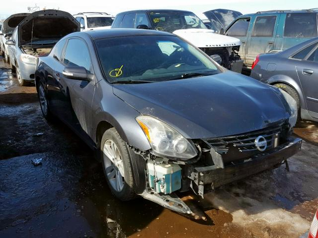 Salvage cars for sale from Copart Brighton, CO: 2010 Nissan Altima S