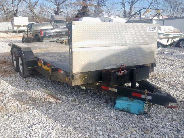 Alloy Trailer Trailer salvage cars for sale: 2018 Alloy Trailer Trailer