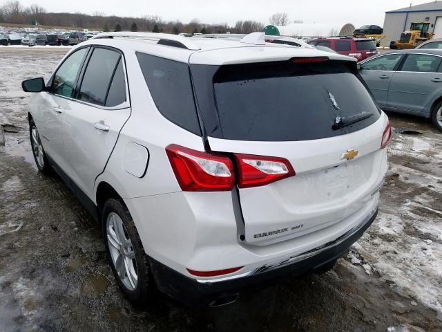 2020 Chevrolet EQUINOX | Vin: 3GNAXYEX5LS523815