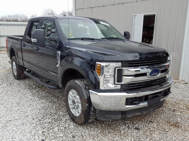 Salvage cars for sale from Copart Rogersville, MO: 2018 Ford F250 Super