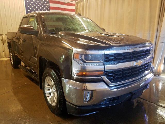 2018 Chevrolet SILVERADO | Vin: 1GCVKREC4JZ230645