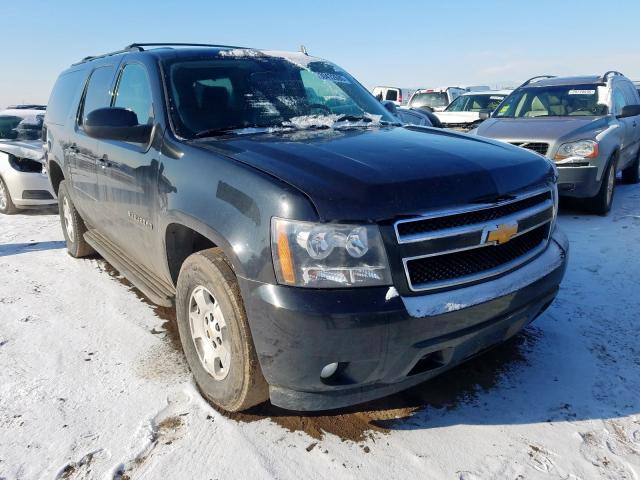 Chevrolet Suburban K salvage cars for sale: 2012 Chevrolet Suburban K