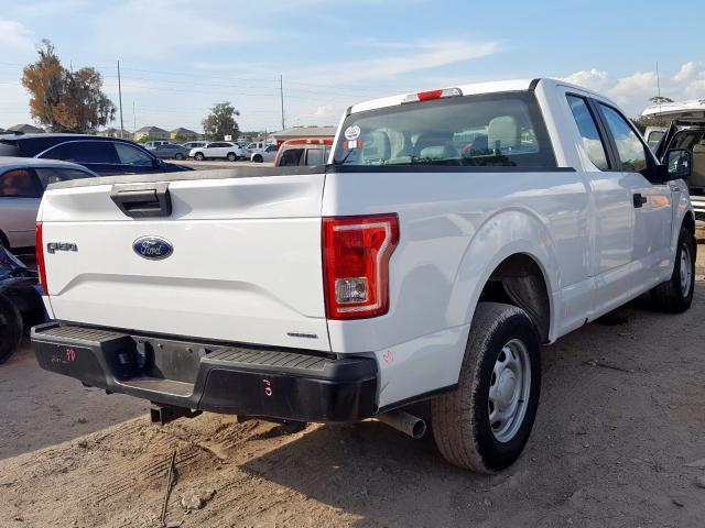 2016 Ford    Vin: 1FTEX1C89GKE21576