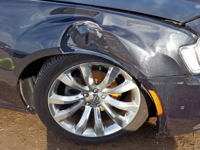 2017 Chrysler    Vin: 2C3CCAEG1HH586462