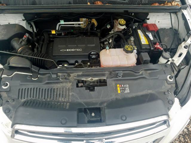 2015 Chevrolet    Vin: KL7CJLSB7FB141796