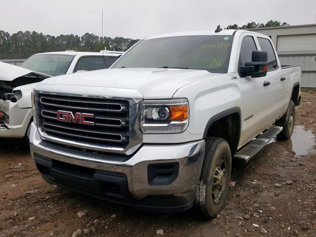 2016 GMC SIERRA | Vin: 1GT12RE82GF131505