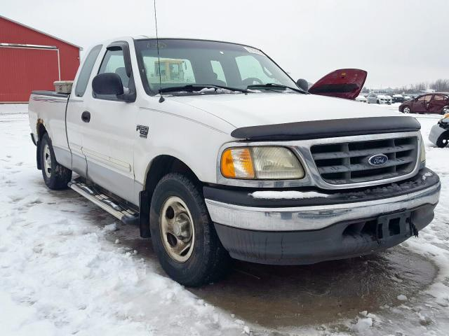 Salvage 2002 FORD F150 - Small image. Lot 27424850