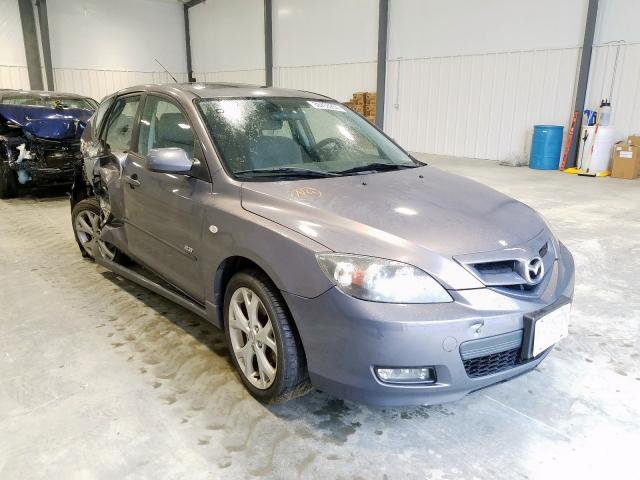Mazda 3 Hatchbac salvage cars for sale: 2007 Mazda 3 Hatchbac