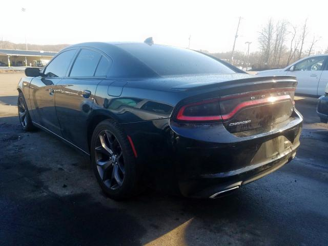 2018 Dodge CHARGER | Vin: 2C3CDXCT8JH135552