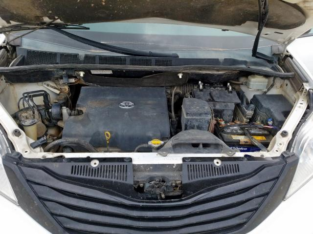 2015 Toyota SIENNA | Vin: 5TDZK3DC5FS583226