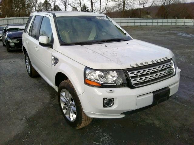 Salvage 2015 Land Rover LR2 SE for sale