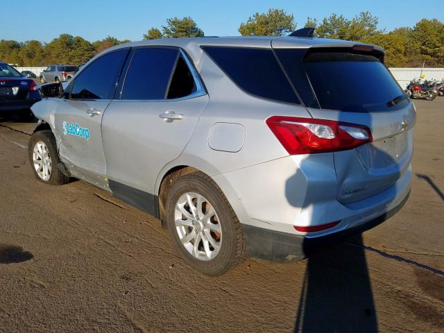 2018 Chevrolet EQUINOX | Vin: 2GNAXJEV1J6292347