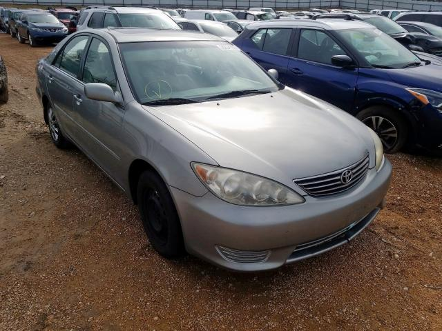 Salvage cars for sale from Copart Bridgeton, MO: 2005 Toyota Camry LE