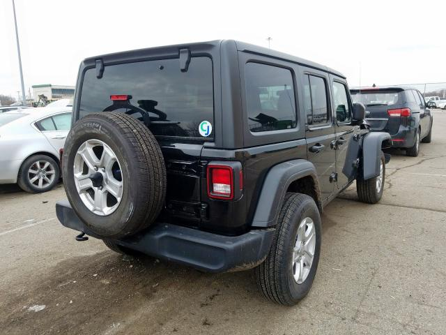 2018 Jeep WRANGLER | Vin: 1C4HJXDG8JW127772