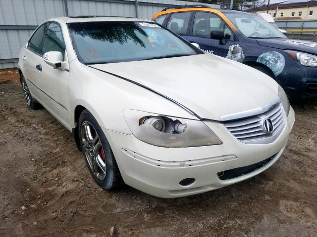 photo ACURA RL 2005