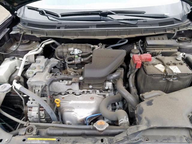 Купить Nissan Rogue 2015 г. из США с доставкой и растаможкой под ключ.