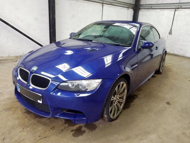 BMW M3 SEMI AU - 2012 rok