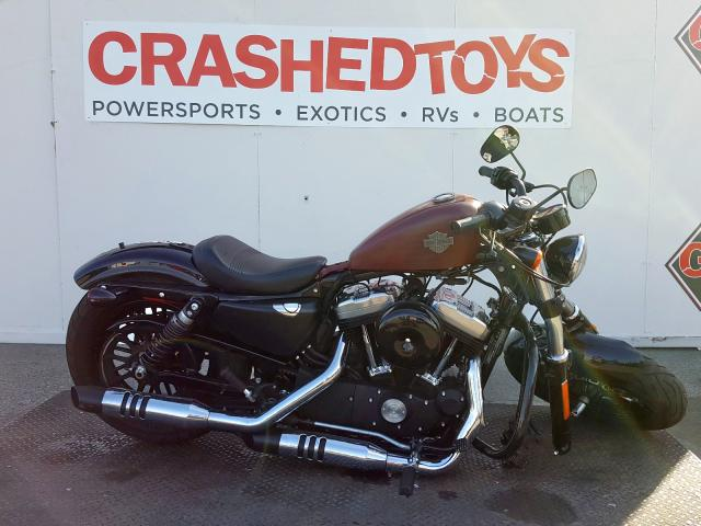 Harley-Davidson XL1200 FOR salvage cars for sale: 2018 Harley-Davidson XL1200 FOR