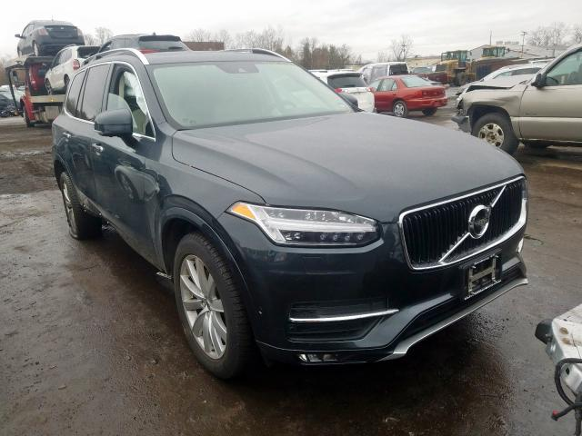 Volvo salvage cars for sale: 2016 Volvo XC90 T6