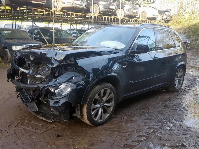 BMW X5 3.0D M - 2008 rok