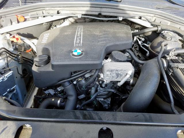2017 BMW X3 | Vin: 5UXWX9C32H0W72068