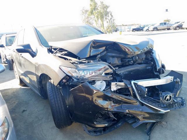 2018 Acura RDX   Vin: 5J8TB4H34JL004275