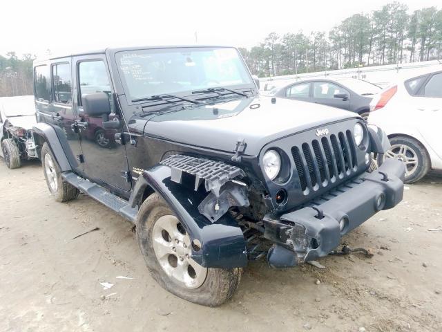 2015 Jeep  | Vin: 1C4BJWEG4FL525911