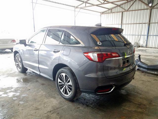 2017 Acura  | Vin: 5J8TB4H71HL026294