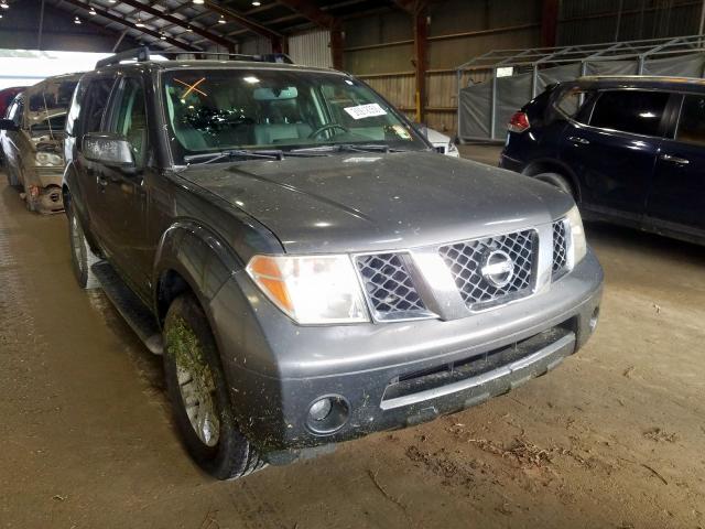 2006 Nissan Pathfinder 4.0L