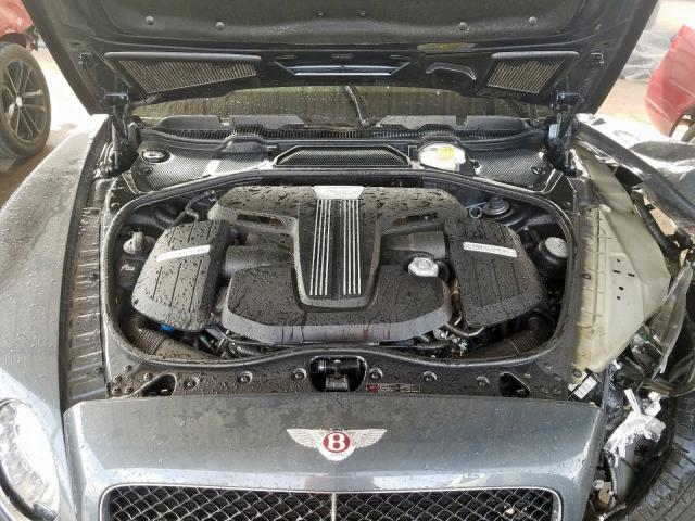 2013 Bentley CONTINENTAL | Vin: SCBGT3ZA8DC085485
