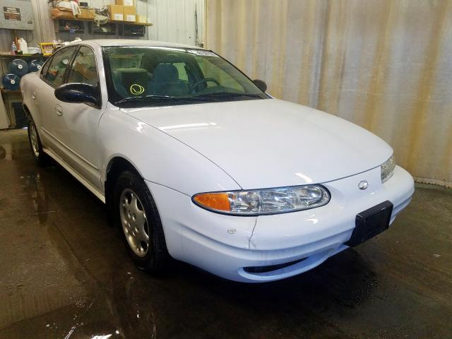Salvage 2004 Oldsmobile ALERO GX for sale