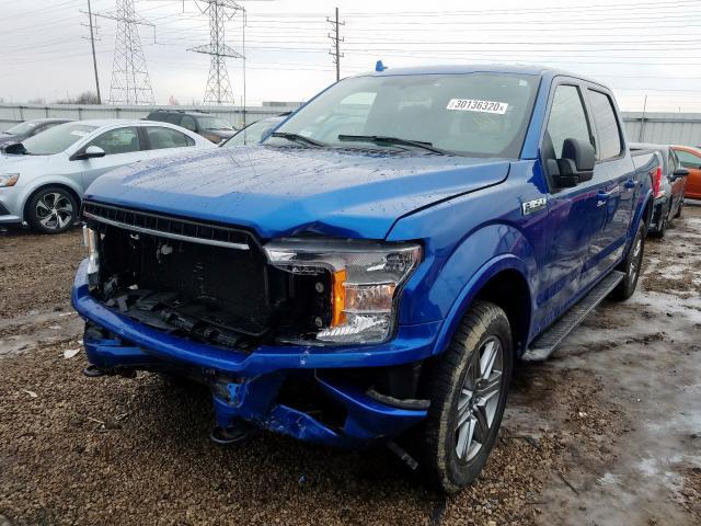 2018 Ford F150 | Vin: 1FTEW1EGXJFB28356