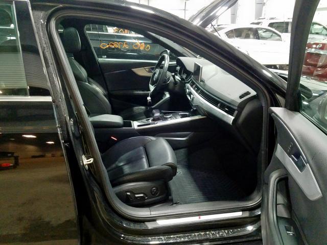 2017 Audi A4 PREMIUM PLUS | Vin: WAUENAF48HN002193