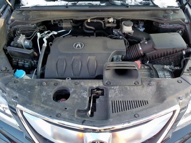 2016 Acura RDX ADVANCE | Vin: 5J8TB4H75GL023865