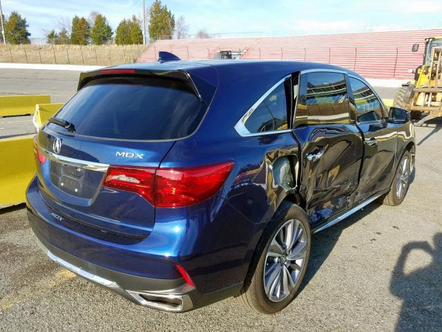 2018 Acura MDX TECHNOLOGY | Vin: 5J8YD3H53JL005106