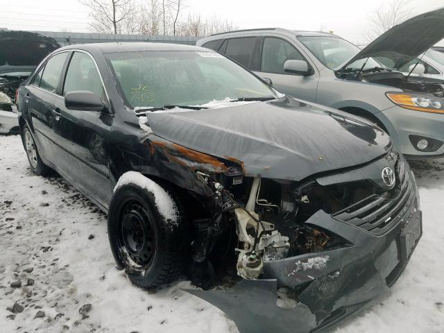 Salvage 2009 TOYOTA CAMRY - Small image. Lot 26321140